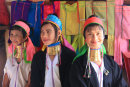 Women of the Padaung Tribe