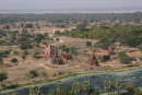 Bagan from a Hot Air Balloon