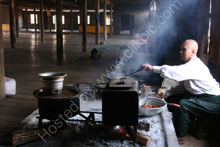 Cooking in a Monastery