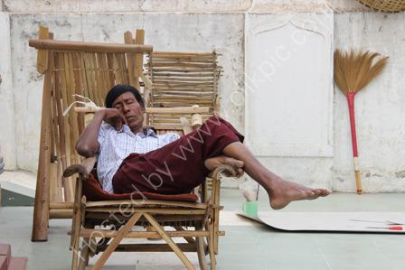 At Rest, Mandalay