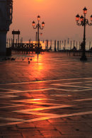 Sunrise in St Marks Square