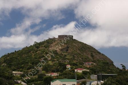 High Knoll Fort, St Helena