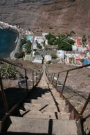 Top of Jacobs Ladder, St Helena