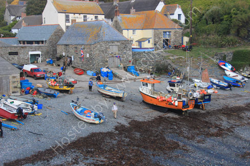 Cadgwith on the Lizard Peninsula