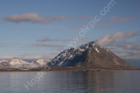 Isfjord,Spitsbergen