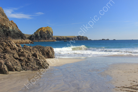 The Lizard from Kynance Cove