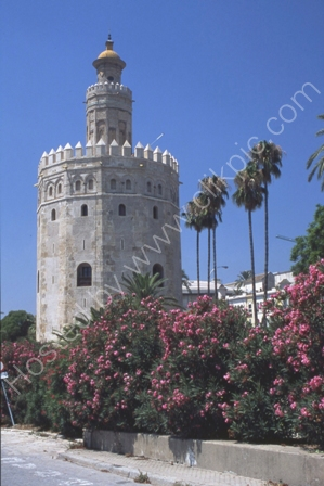 Ancient Lighthouse,Seville