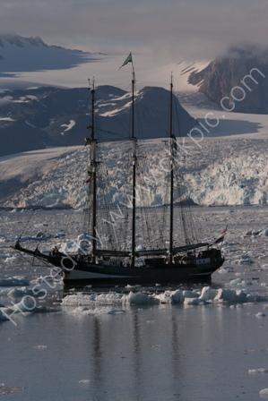 Oosterschelde in Spitsbergen