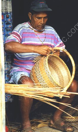 Carib Indian,Dominica