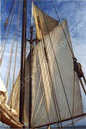 Sailing in Noorderlicht