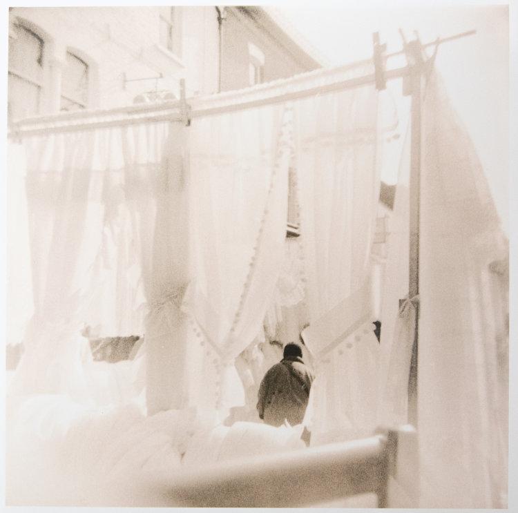 Curtains - Lith Print