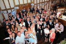 Andy and Sarah's wedding Pitt Hall Barn