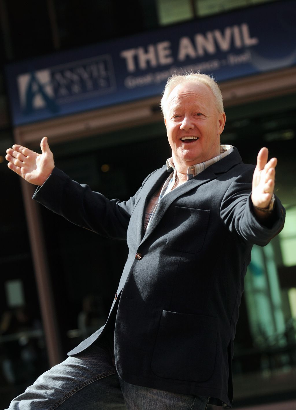Keith Chegwin will be appearing in the 2014 Anvil panto