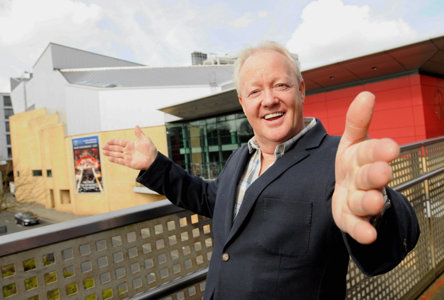 Keith Chegwin to appear in panto at the Anvil 01