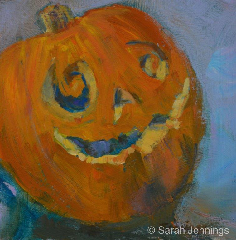 Halloween Pumpkin £50