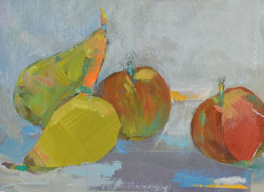 Apples and Pears £50