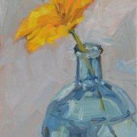 Giclee Print - California Poppy