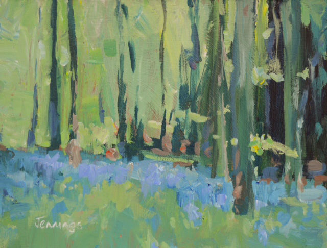 First of the Bluebells £50