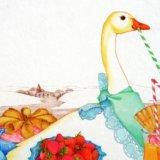 Goose - illustration