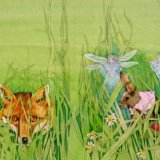 Rabbit & Fox - book cover