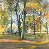 Golden Richmond Park