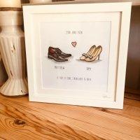 Wedding shoes £25
