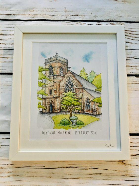 Meole Brace Church
