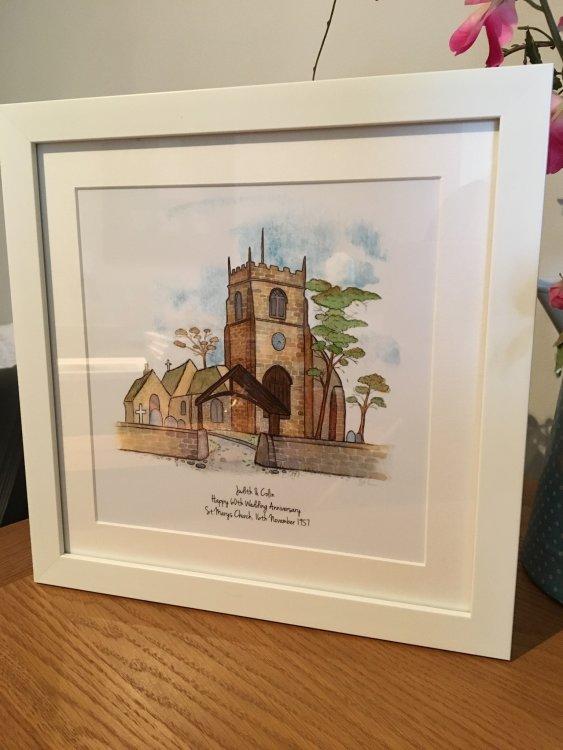 Church paintings