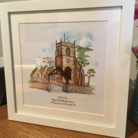 Church paintings £49
