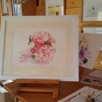 'Pink Peony Bouquet'