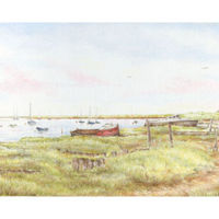 'Boats at Rest'