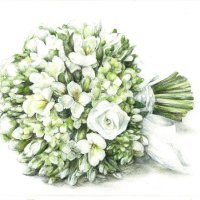 'Bridal Bouquet'