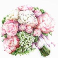 'Peony Bouquet'