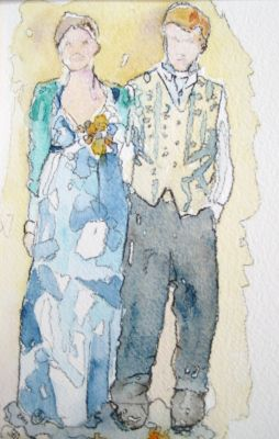 Commission - wedding Day - 2011
