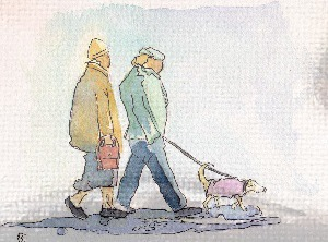 Walking the Dog (4)