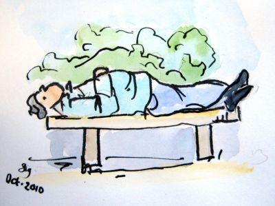 Lazy Days...