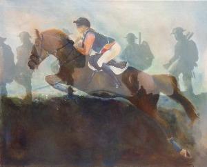 A fabulous equestrian