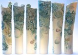 Seascape Pencil Vessels