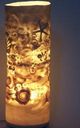 Porcelain Electric Lamp
