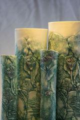 Porcelain Hedgerow Vessels
