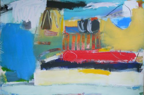 coming home 50 x 70cm £480
