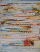 reading between the lines 91 x 71 cm SOLD