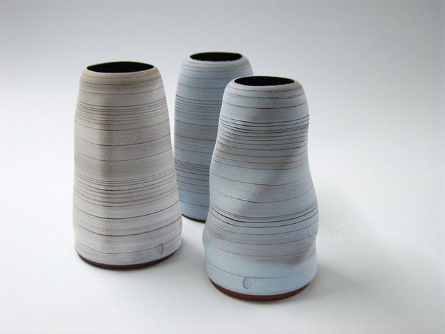 Tall distorted Vessels