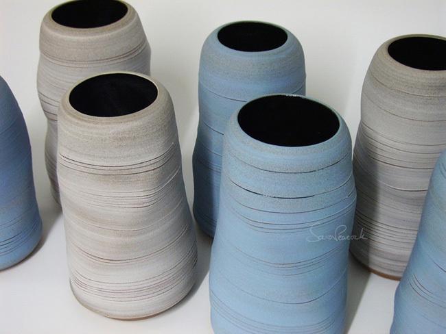 Tall Spiral Vessels