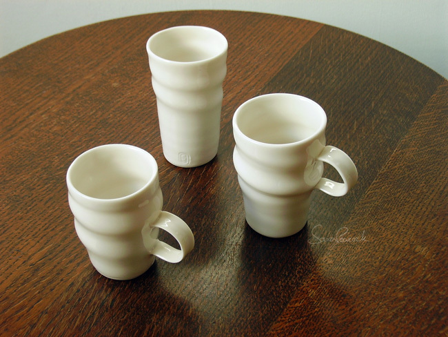 Small Cups and Beaker