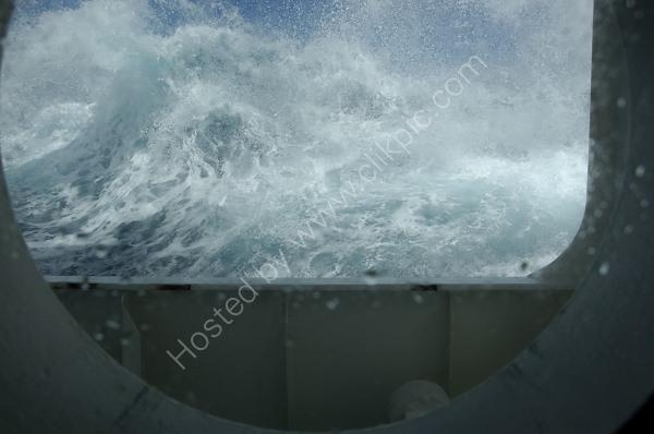 Drake Passage Force 8