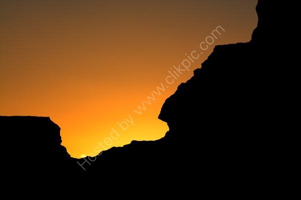 Isalo NP Sunset