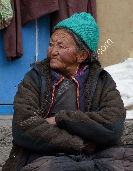 Leh Street Vendor