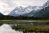 Anchorage to Seward Road Scenery