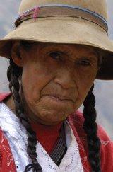 Weaver Woman, Pisac